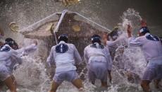 第5回最優秀賞「神輿洗い」