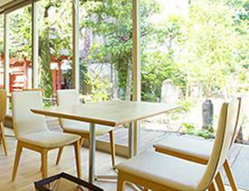 直営カフェ「なゆた」