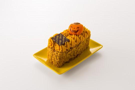 ↑[ガトー・ド・ボワイヤージュ] かぼちゃのミルフイユ