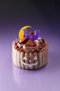 ↑ [앙리 샤루빤티에] 검은 고양이의 트리플 초콜릿