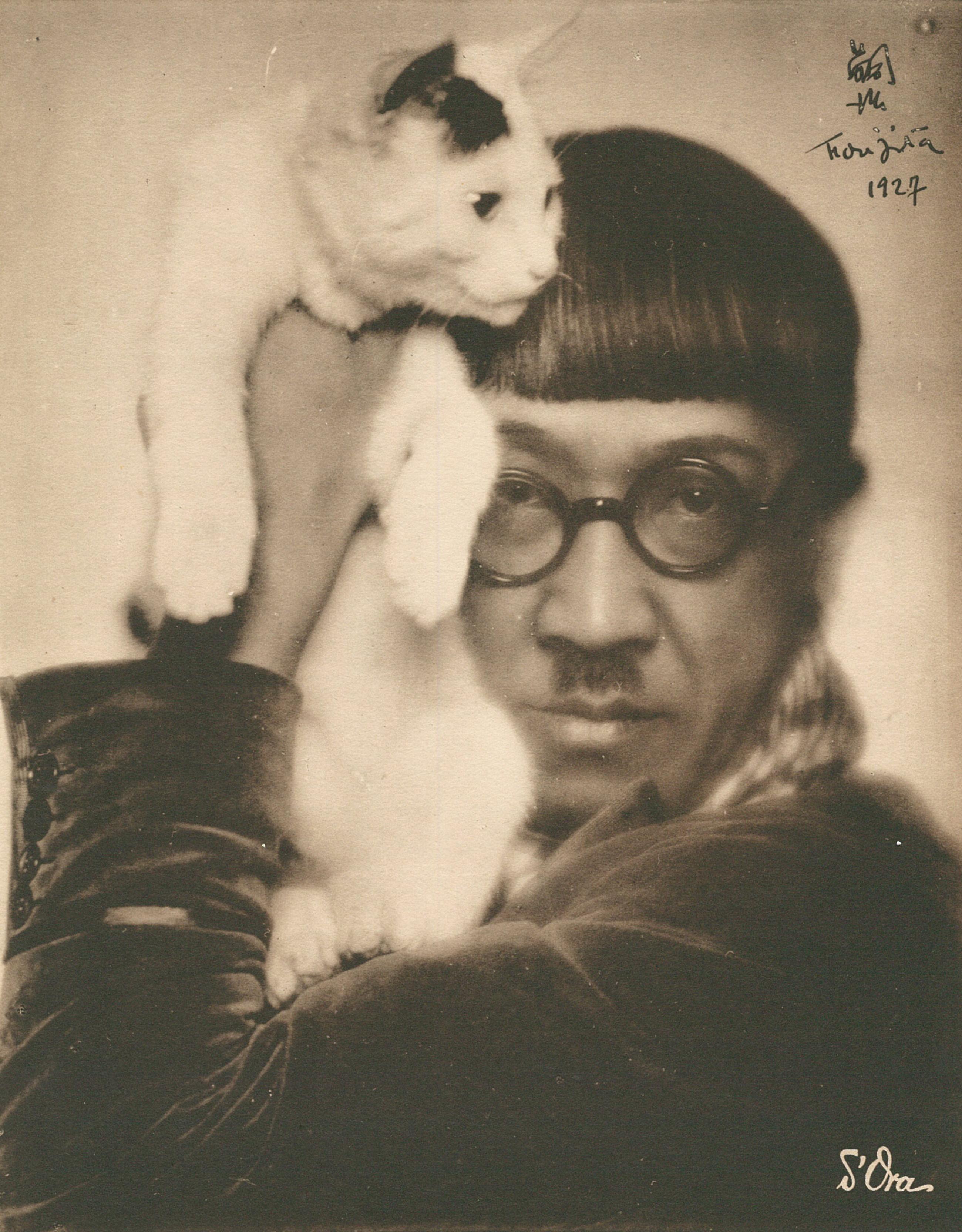 ネコとフジタ