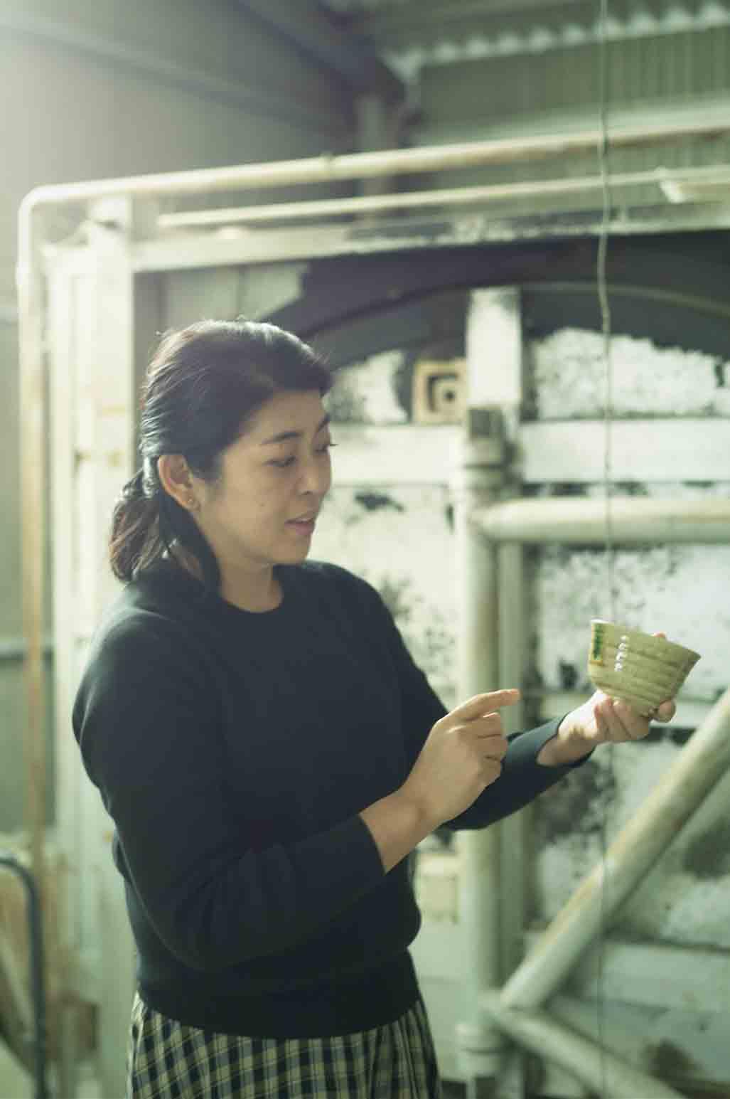 飯島奈美さんフードスタイリスト。TVCM、広告、映画などで活躍中。主な仕事に、映画「かもめ食堂」などがある。