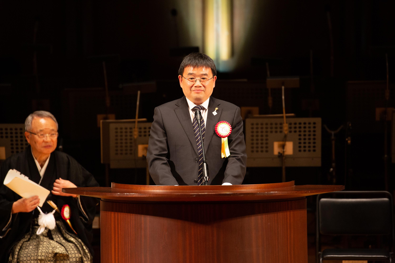 中国 西安市 副市長 徐 明非