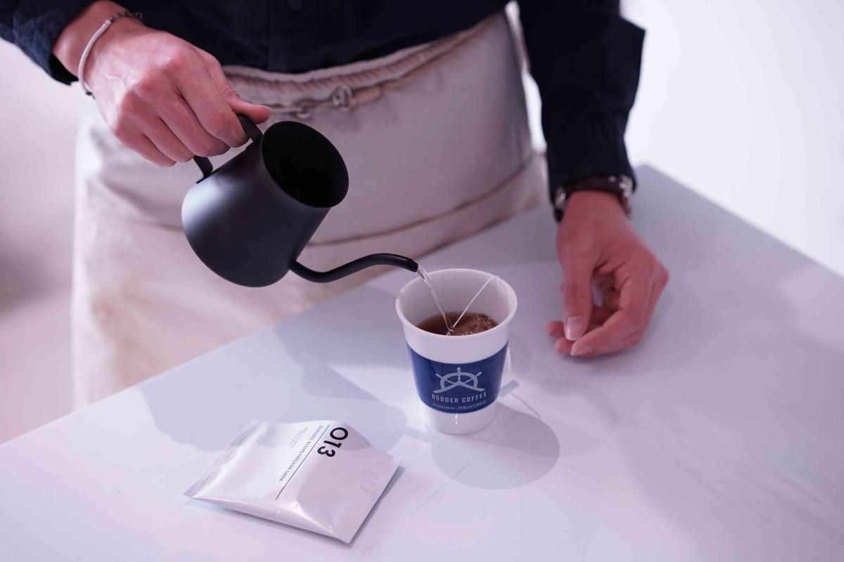 「ザ・テイスト・オブ・コーヒー」に出店の【PHILOCOFFEA】※イメージ)