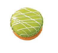 [Daroyoyore macaroons] Macaroon limited quantity mackeron (one piece) 324 yen Raw macaroon which imaged red meat melon. It looks pretty SNS shine no doubt!