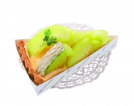 [Fruit Shop Aoki] Angel Sound (Amane) Muskmelon Tart 1 piece 1,361 yen