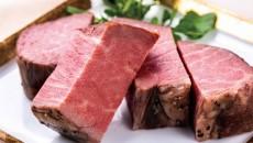 黒毛和牛のシャトーブリアン ローストビーフ