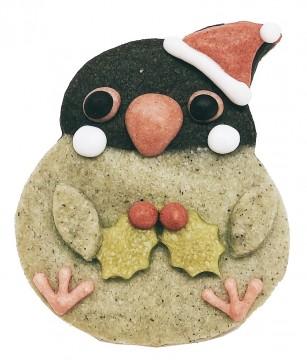プレゼントクッキーのkurimaro(インコサミット)右