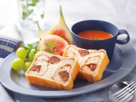 [Boul Anju] Marron bread