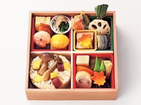 [Minokichi] Autumn fruit lunch