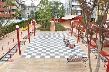 State of Toshima Kids Park