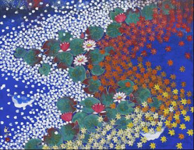 "[Reiji Hiramatsu] ""Spring Autumn Dream Color"" (Size No. 10)"
