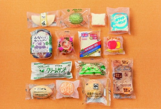 About 100 kinds of popular local bread are also available! !!