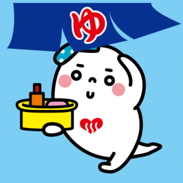 "Tokyo Bathhouse Association Official Character ""Yuppo-kun"""