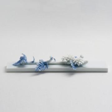 """Chrysanthemum decoration holder"""