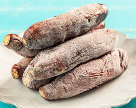SAZANKA Whole ice-baked sweet potato 700g (3-5 pieces)