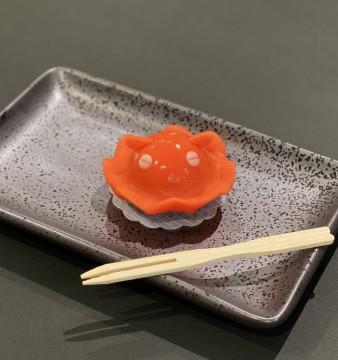 上生菓子 メンダコ