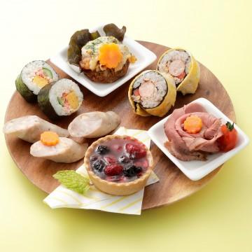 [Bar Marche Kodama Meat Delicatessen] Hinamatsuri Plate