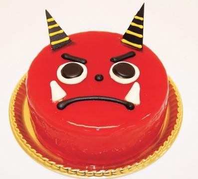 【ユーハイム】おにのケーキ