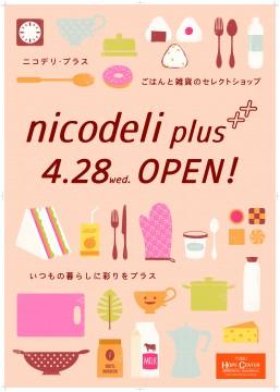nicodeli poster