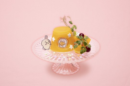 Dream giant orange jelly 1,400 yen (1,540 yen including tax) © nagano