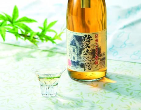 弥右衛門 伝家のカスモチ原酒 什年貯蔵 秘伝古酒