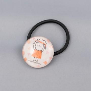 Glass hair rubber (C) TSUMUPAPA Inc