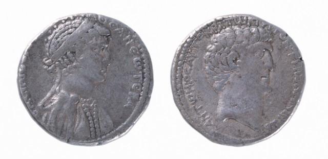 クレオパトラ女王コイン