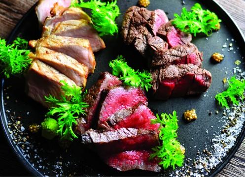 美味しいお肉と創作料理 BATON