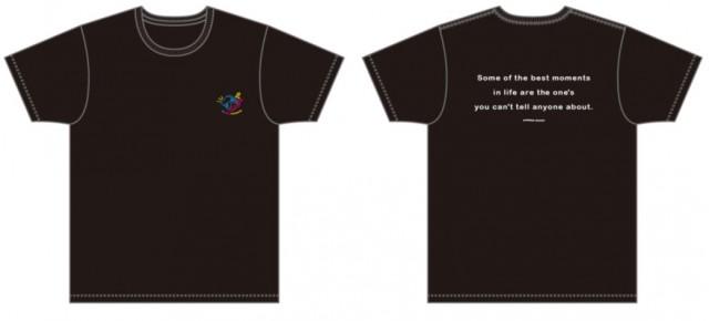 性いっぱい展おかわり♡ オリジナルTシャツ(S.M.L.XL) 各2,500円